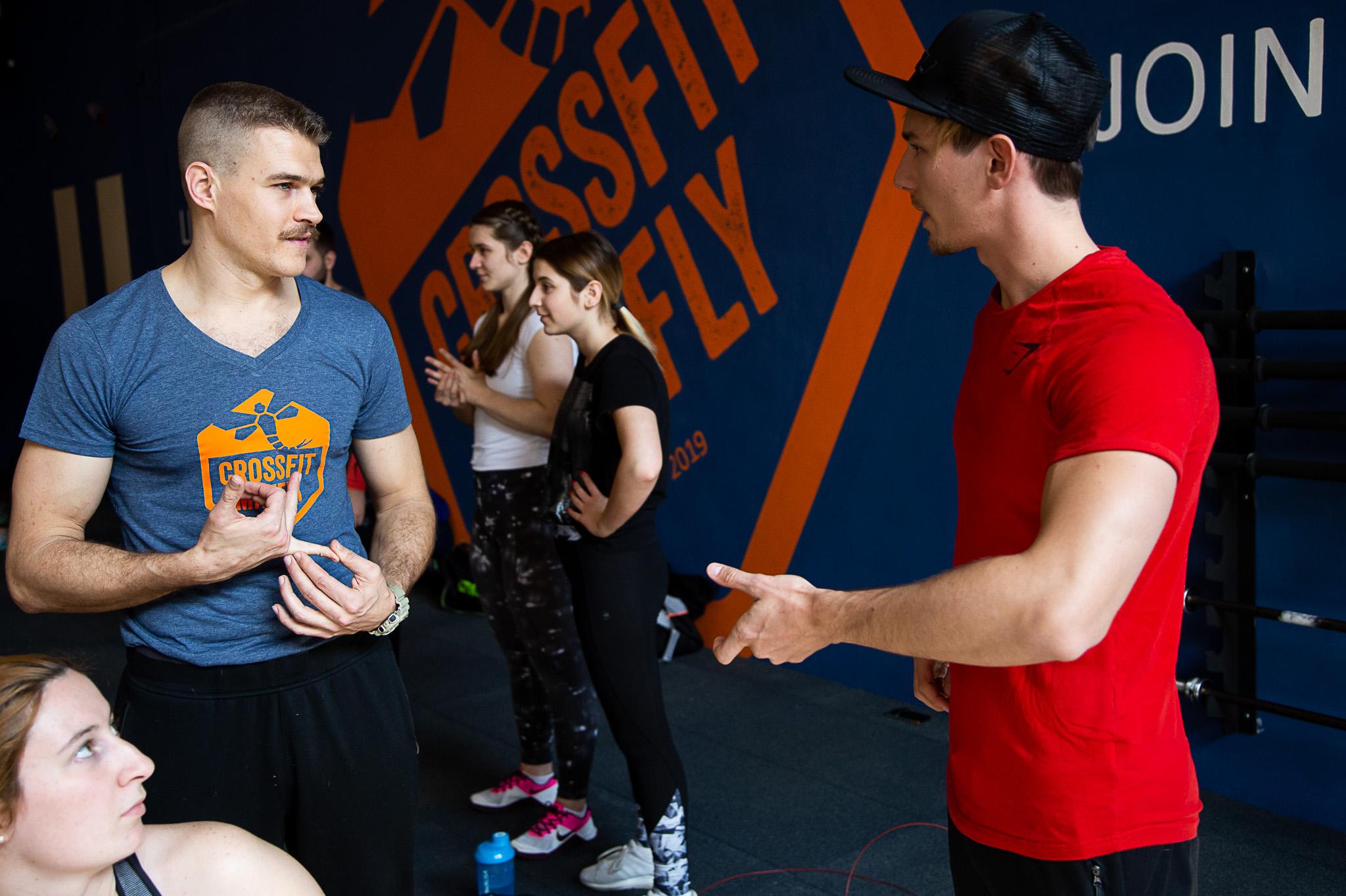 , Galéria, CrossFit -  MayFly