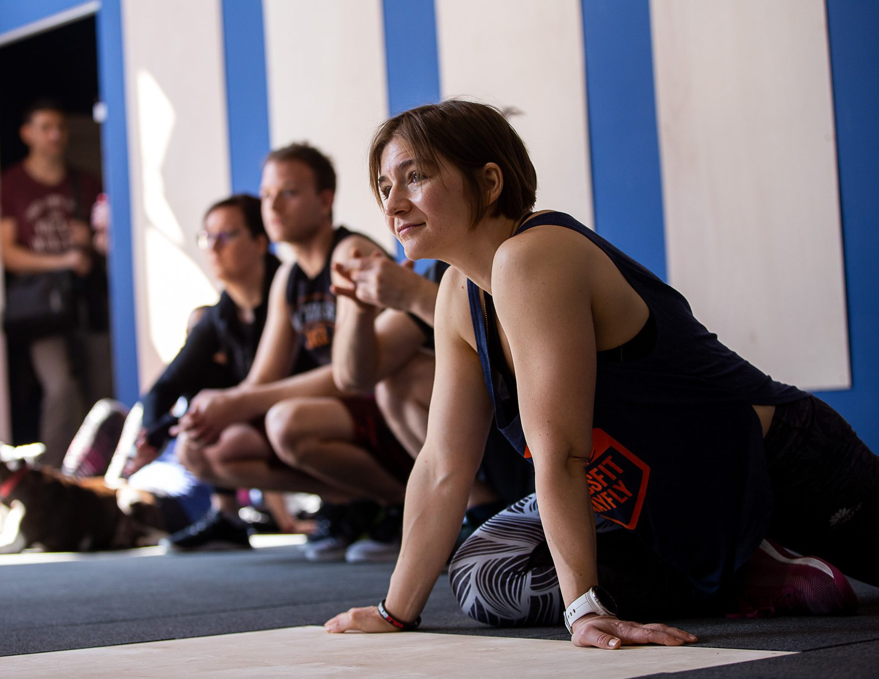 CrossFit Budapest, Főoldal, CrossFit -  MayFly