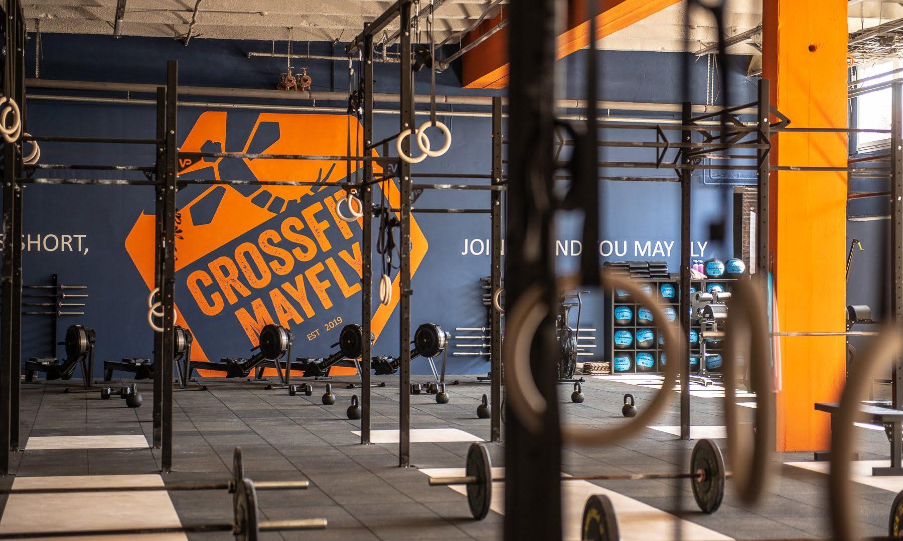 CrossFit MayFly edzőterem, Főoldal, CrossFit -  MayFly