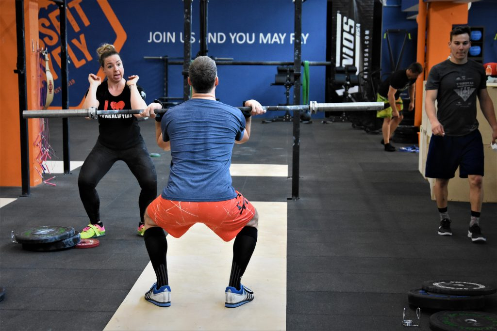 , Az olimpiai súlyemelés mentális tanításai, CrossFit -  MayFly