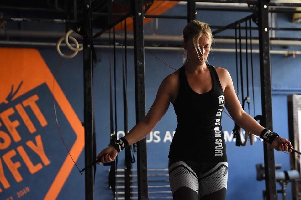 , Hétköznapi CrossFitterek  – 2.rész, CrossFit -  MayFly