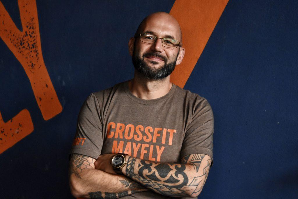 , Masszázs, CrossFit -  MayFly